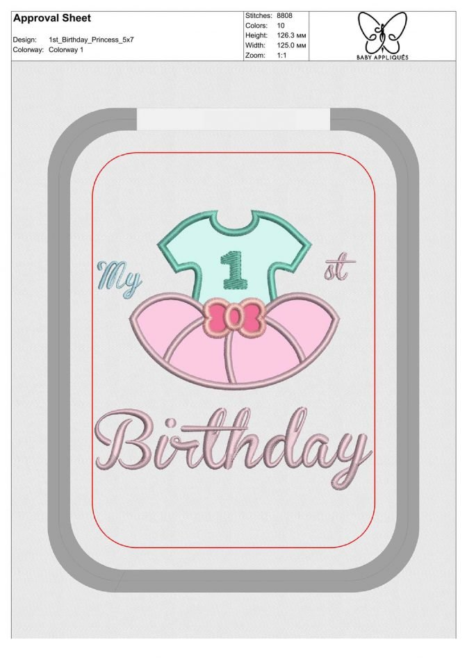 1st_Birthday_Princess
