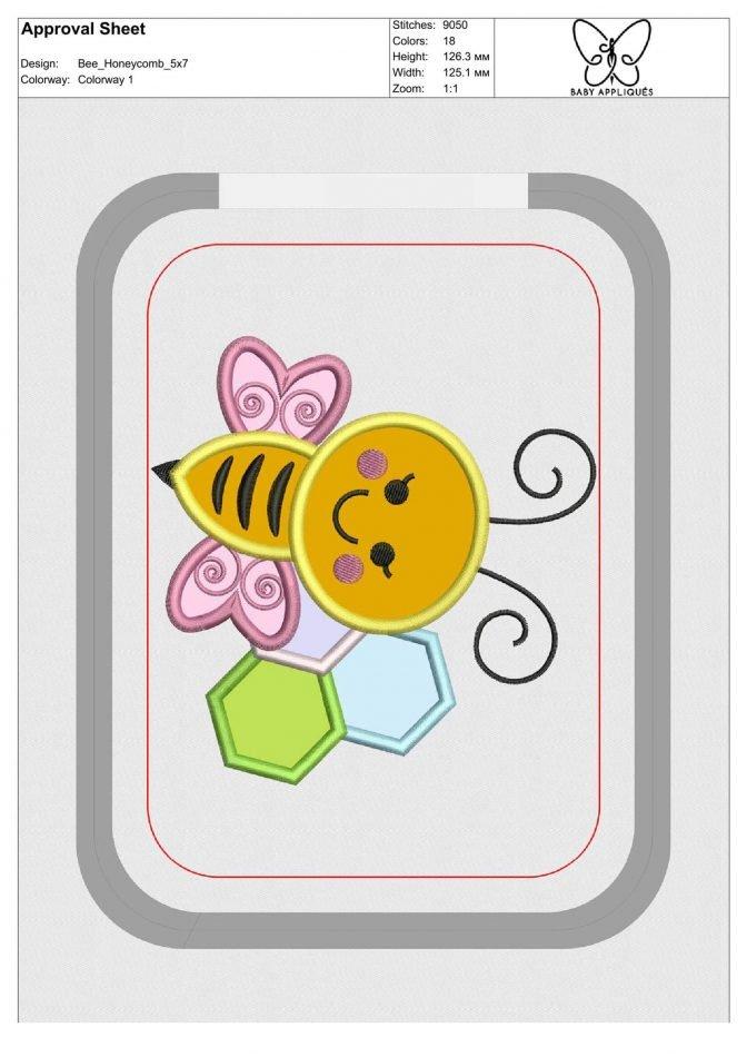 Bee_Honeycomb