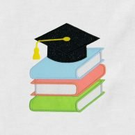 Graduation_Hat_And_Books