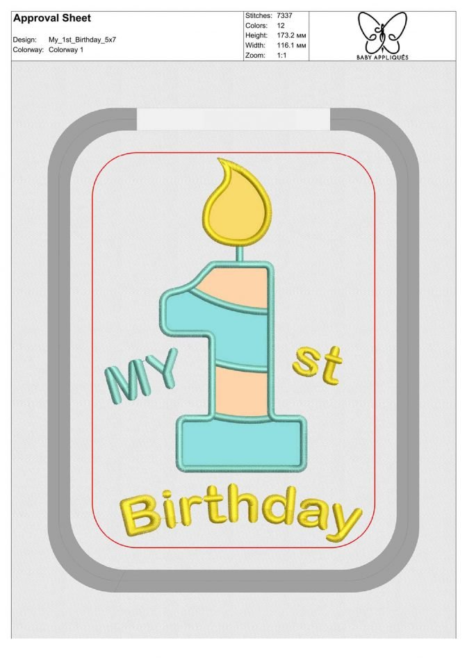 My_1st_Birthday
