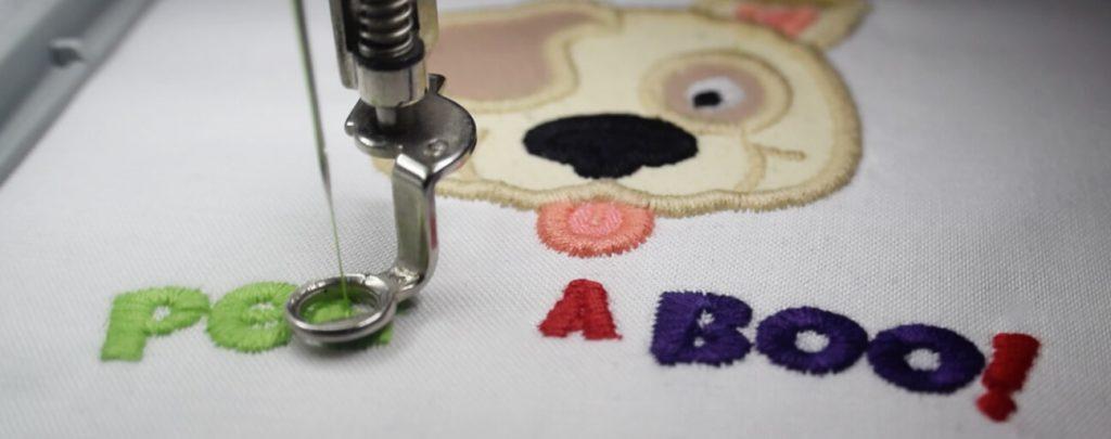 Embroidery Applique Supplies